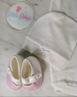 Amore Baby Gown Set
