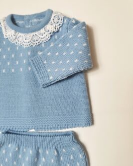 Amelie Knitted Jam Pants