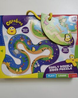 CBeebies Day and Night Puzzle