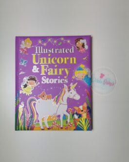 Unicorn and Fairy Stories Hard Back Book