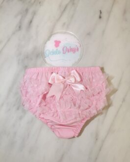 Pink Frilly Pants