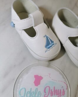 Sail Boat Soft Sole Baby Pods